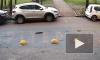 Видео: Неизвестный угнал у инженера иномарку с улицы Ивана Фомина