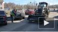 Видео: в Выборге продолжается генеральная уборка городск...