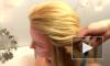 Прическа коса цветная в школу на 1 сентября/Легкие локоны на выпускной/hairstyles for school