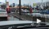 На Кантемировской улице оцепили АЗС Shell
