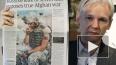Создатель WikiLeaks Ассанж прячется в посольстве Эквадор...