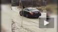 """Видео """"покатушек"""" с горки из Ставрополя: """"Мерседес"""" ..."""
