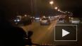 В Петербурге на КАД столкнулись сразу 11 машин