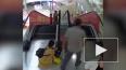 Видео: в Китае руку девочки затянуло в эскалатор
