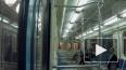 Поезд развалился на ходу в московском метро