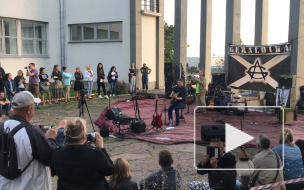 """Видео: Выборгский рок-коллектив """"Геральдика"""" отметил свой 25-летний юбилей"""