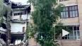 Во Владивостоке обрушилась стена жилого дома
