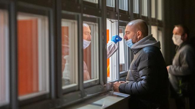 Новые лаборатории для тестов на коронавирус откроются в Санкт-Петербурге
