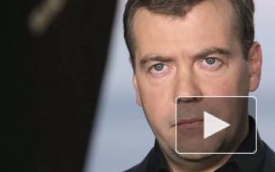 В Палестине назвали улицу именем Дмитрия Медведева