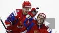 Российская хоккейная молодежка в тяжелом бою победила ...
