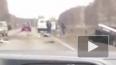 Опубликовано видео с места смертельной аварии в Башкирии, ...