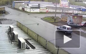 ДТП Котовского - Новая.