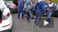 Жуткое видео из Сочи: Таксист наехал на троих детей ...