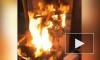 Следователи из Кировского района заинтересовались двумя девочками-подростками, совершившими поджог дачного дома