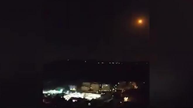 Израиль нанес удары по позициям сирийской армии к югу от Дамаска