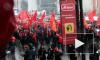 26.02.2012 СПб Начало шествия на митинг