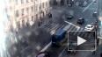 Фургон «Ford» подбил «Mercedes-Benz GL» на Попова