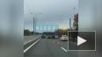 Видео: В аварии на Приозерском шоссе смяло иномарку
