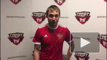 Шипулин записал обращение к Артему Дзюбе