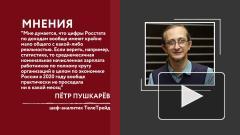 Росстат: падение реальных доходов россиян в 2020 году составило 3,5%