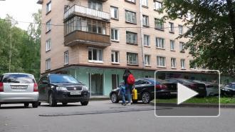 Местные жители жалуются на опасный сквозной проезд в Детскосельском