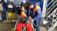 Спасатели готовятся поднять со дна разбившийся у Шпицбер...