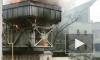 В Москве горит здание на Новослободской