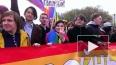 ЛГБТ со скандалом прошли по Невскому в первомайской ...