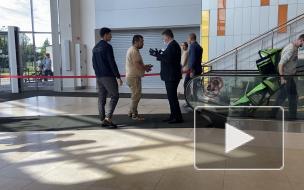 Piter.TVпроверил, как соблюдают меры безопасности в торговых центрах