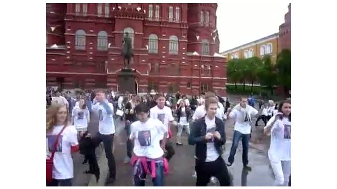 Танцуй как Медведев!