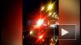 Появилось видео массового ДТП на Новоприозерском шоссе