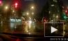 Видео: 16-летний подросток на Mercedes устроил ДТП на перекрестке Кима и Одоевского