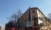 На набережной реки Смоленки сгорела квартира на третьем этаже
