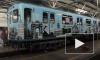 Поезд-призрак из прошлого появился в метро Петербурга