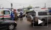 В ДТП на пересечении Сизова и Богатырского пострадали двое