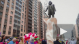 В Мурино открыли памятник Менделееву