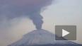 В Мексике извергается легендарный вулкан Попокатепетль