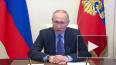 Путин заявил об усложнении ситуации с коронавирусом ...