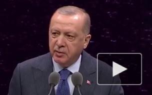 Эрдоган заявил о готовности начать военную операцию в Идлибе