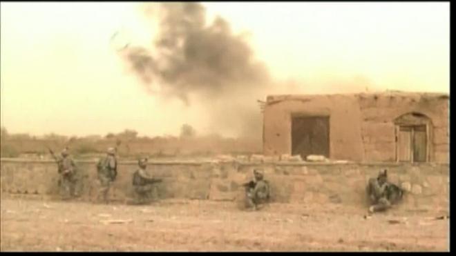 "НАТО обеспечило талибам ""зелёный коридор"""