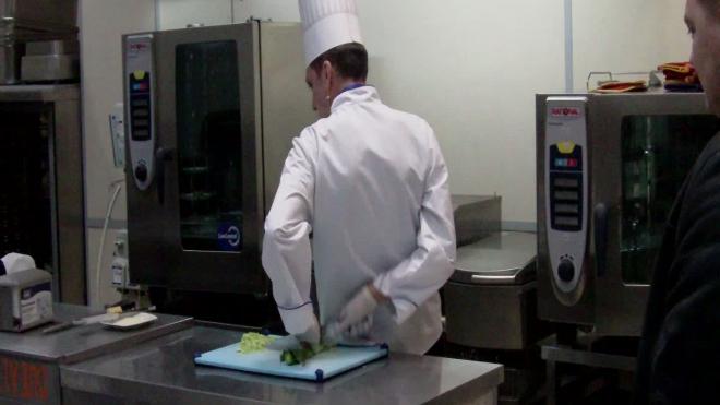 Кулинарные тылы или задний ход ножом