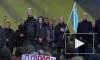 В Порошенко кинули яйца на митинге в Киеве