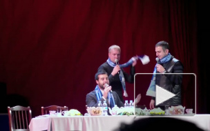 Гимн «Зениту» - не шутка. «ПрожекторПерисХилтон» поздравил нового чемпиона