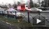 Подробности масштабной аварии с Audi A7: водитель был пьяный