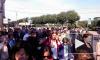 На Марше мира в Петербурге освистали Милонова