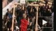 Массовые демонстрации проходят на улицах Дамаска