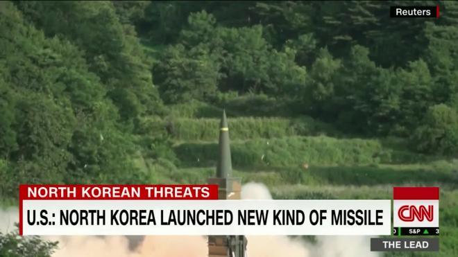 В США запускали из Южной Кореи высокоточную ракету для устрашения КНДР