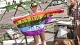 """Гей-активист """"отмечал"""" день ВДВ всего 10 секунд"""