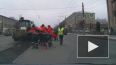 В Смоленске дорожники устроили соревнования по боксу ...