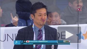Россия разгромила Японию со счетом 14:0